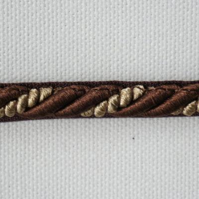 Шнур крученый с ресничкой (0034615-0723) (0034615-0723)