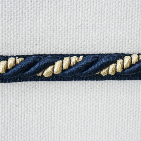 Шнур крученый с ресничкой (0034615-0725) | Компания «Сиртекс-Дизайн»