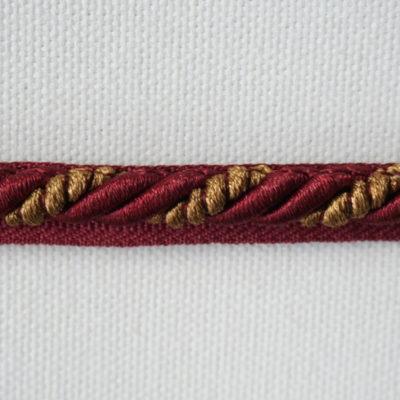 Шнур крученый с ресничкой (0034615-0729) (0034615-0729)