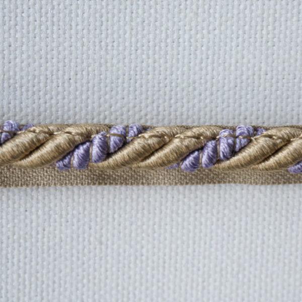 Шнур крученый с ресничкой (0034615-0734) | Компания «Сиртекс-Дизайн»