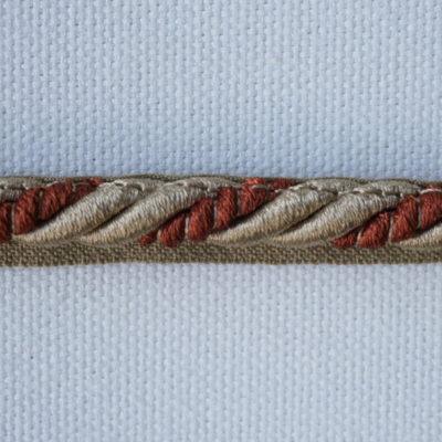 Шнур крученый с ресничкой (0034615-0735) | Компания «Сиртекс-Дизайн»