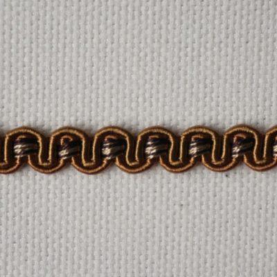 Тесьма декоративная «змейка» узкая (0049097-0162) (0049097-0162)