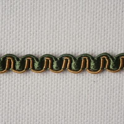 Тесьма декоративная «змейка» узкая (0049097-0458) (0049097-0458)