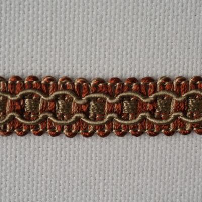 Тесьма декоративная 19265-0735 | Компания «Сиртекс-Дизайн»
