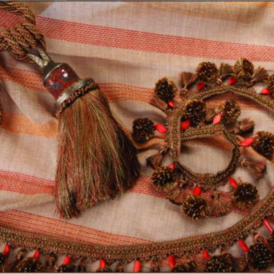 Текстильная фурнитура