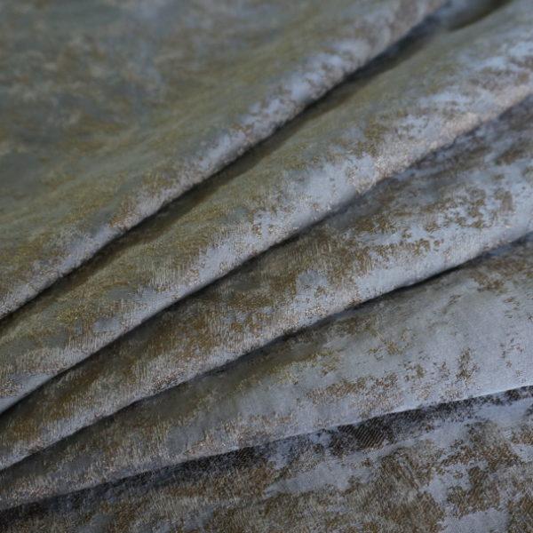 16010.7436 Ткань D'Oro графит факутра | Компания «Сиртекс-Дизайн»
