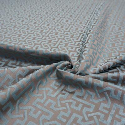 18272.1410 Ткань портьерная «углы» (18272.1410)