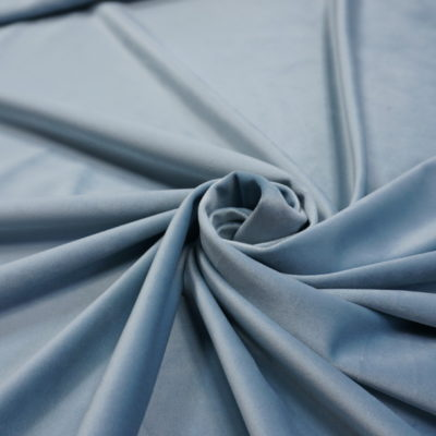 Бархат голубой (MATTE VELVET-6) | Компания «Сиртекс-Дизайн»