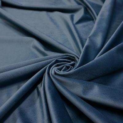 Бархат берлинская лазурь (MATTE VELVET-8) | Компания «Сиртекс-Дизайн»