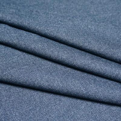 Рогожка цвет синий (18478)   Компания «Сиртекс-Дизайн»
