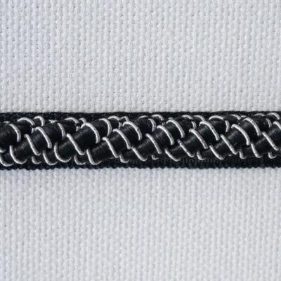 Кант с люрексом однотонный 41819