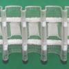 3240.111 Шторная Лента Прозрачная с петелькой 4011п/S (4011п/S)