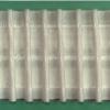 Шторная тесьма белая с петлей (3265.101) (3265.101)
