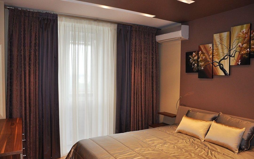 Какими должны быть шторы в какой комнате?