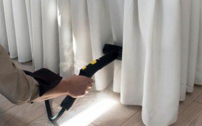 Как правильно ухаживать за шторами?