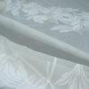 Полуорганза - принт Betty (18051) (18051.white) (18051.white)